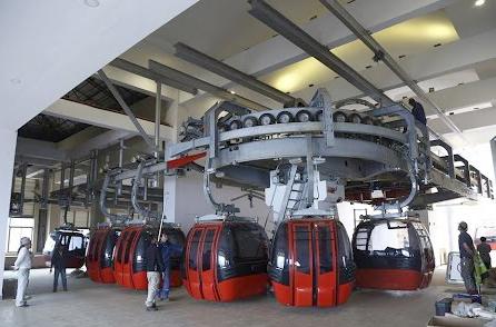 Chandragiri Cable Car