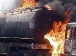 Oil Tanker Blast